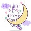 Nerdy Alex artwork