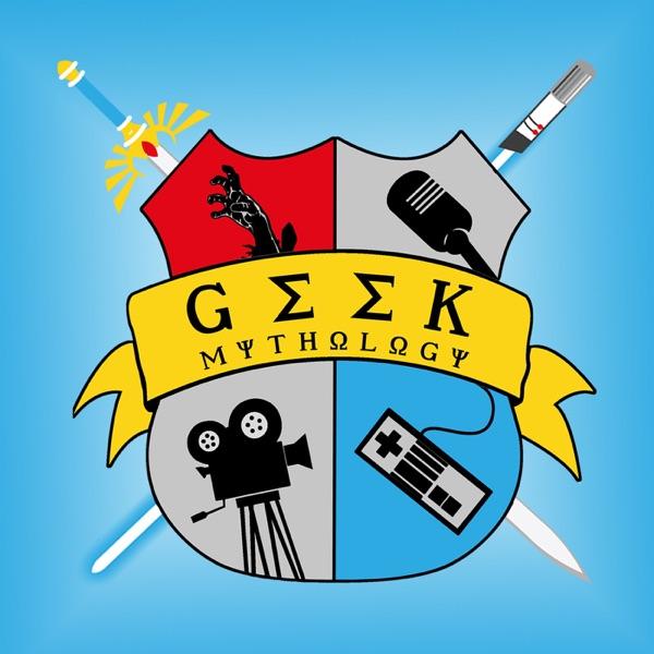 Geek Mythology Podcast image