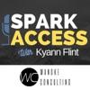 Spark Access with Kyann Flint artwork