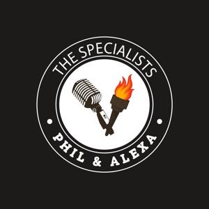 The Survivor Specialists: Phil and Alexa