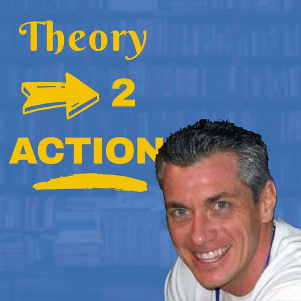 Theory 2 Action Podcast Artwork