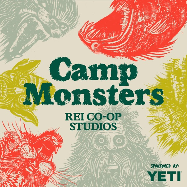 Camp Monsters Artwork