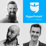 Image of BiggerPockets Real Estate Podcast podcast