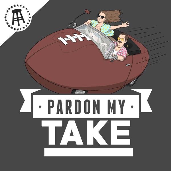 Pardon My Take image