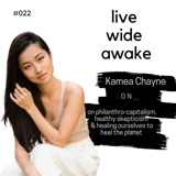 22. Kamea Chayne: of Green Dreamer on philantro-capitalism, healthy skepticism & healing ourselves to heal the planet
