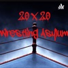 20 x 20 Wrestling Asylum artwork