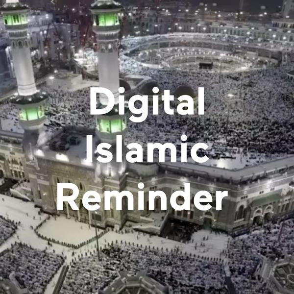 Digital Islamic Reminder Artwork