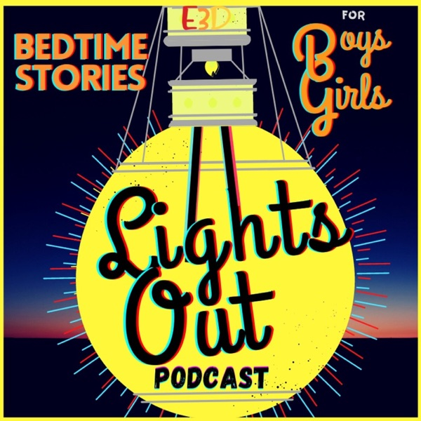 Lights Out Bedtime Stories for Boys and Girls Artwork