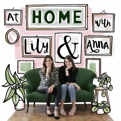 At Home With...:Lily Pebbles & Anna Newton