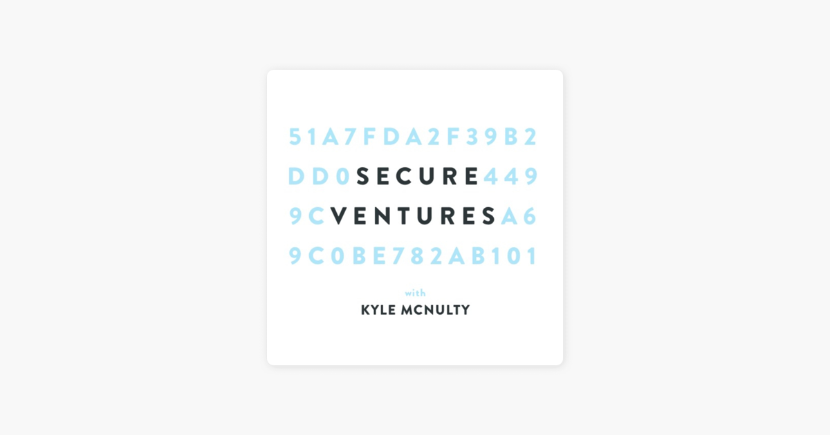 Kyle McNulty interviews cutting edge founders in the cyber security space to understand their plights, glories, and revolutionary products.   New ep