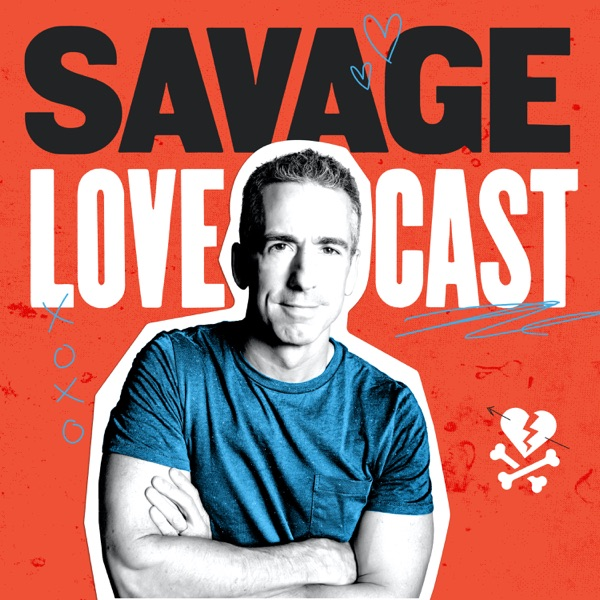 Savage Lovecast banner backdrop