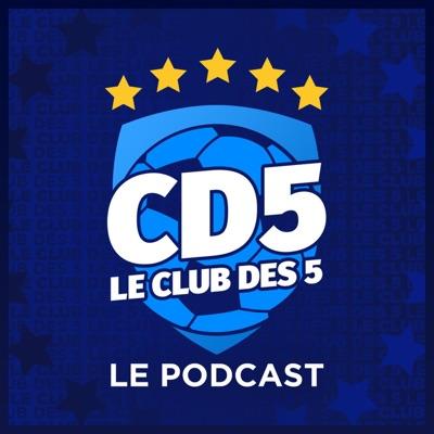 CD5 - Le Podcast:Le Club des 5