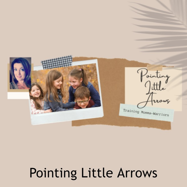 Pointing Little Arrows - Intentional, Faith-based, Parenting Artwork