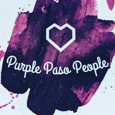 Purple Paso People