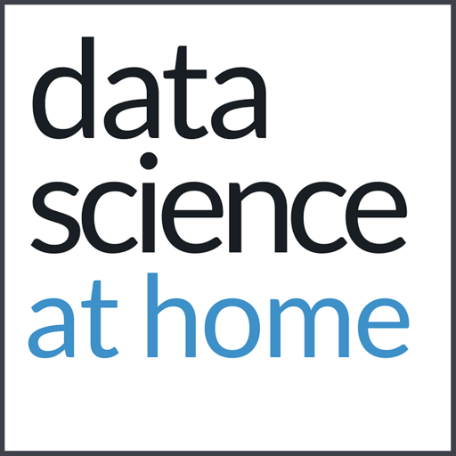 Cover image of Data Science at Home
