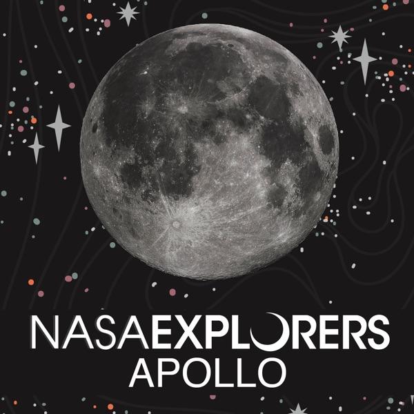 NASA Explorers: Apollo banner backdrop