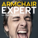 Image of Armchair Expert with Dax Shepard podcast