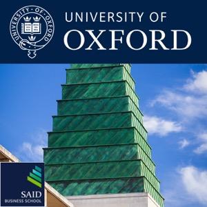 Dean's Seminar Series: Saïd Business School