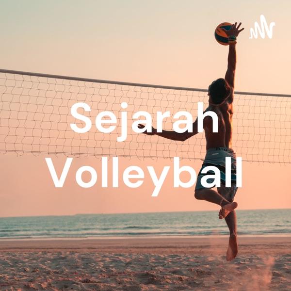 Sejarah Volleyball Artwork