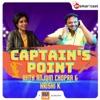 Captain's Point with Anjum Chopra and Hrishi K artwork