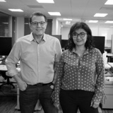 Transforming security with MagicCube co-founders Hisham Shawki and Nancy Zayed