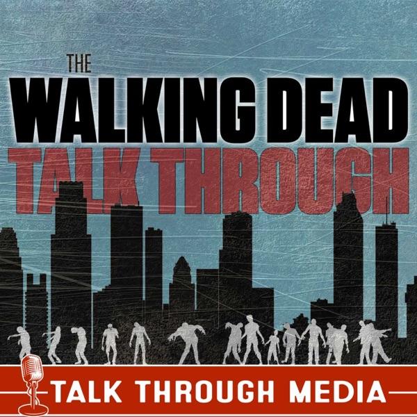 The Walking Dead Talk Through Artwork