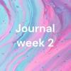 Journal week 2 artwork
