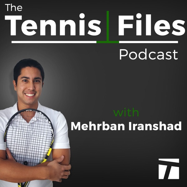 The Tennis Files Podcast Artwork