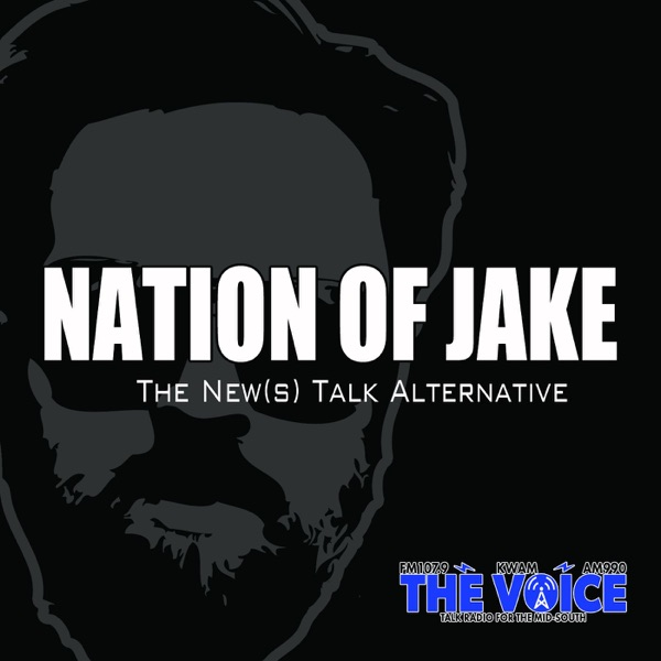 Nation of Jake: The NewsTalk Alternative Artwork