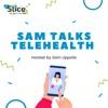 Sam Talks Telehealth artwork
