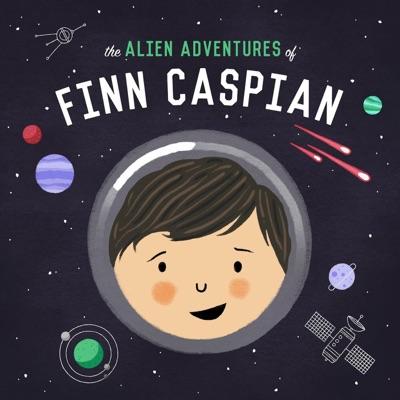 The Alien Adventures of Finn Caspian: Science Fiction for Kids:Gen-Z Media | Wondery