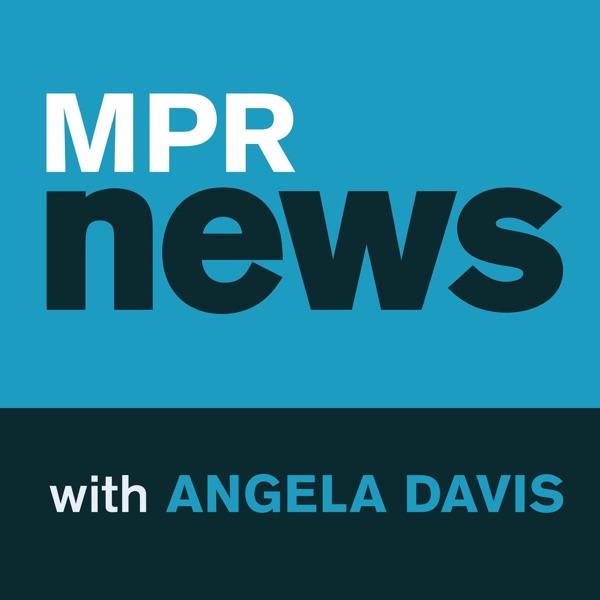 MPR News with Angela Davis Artwork