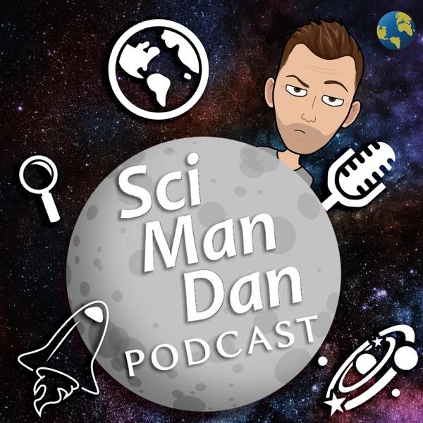 The SciManDan Podcast Artwork