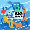 Taking on The Big Walk for prostate cancer!  artwork