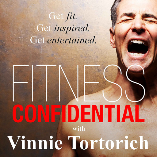 Cover image of Fitness Confidential with Vinnie Tortorich