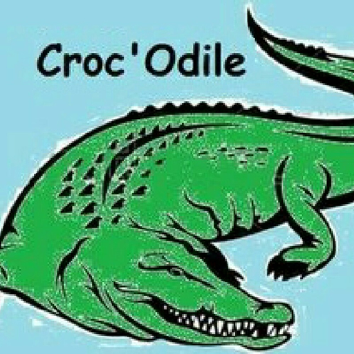 Cover image of Croc'Odile