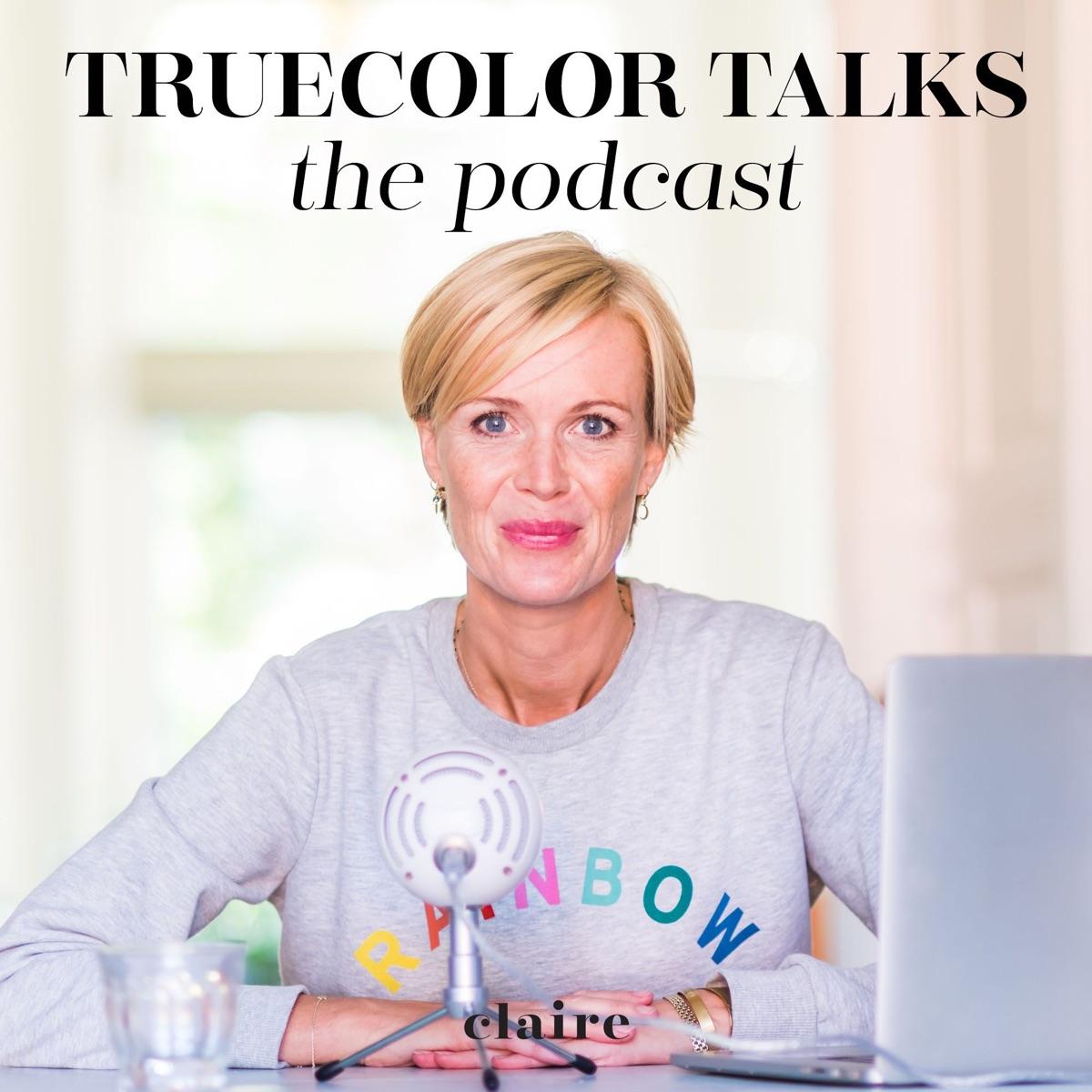 TRUECOLOR TALK - 19: Zarayda Groenhart over investeren, rolmodellen en hulp vragen!
