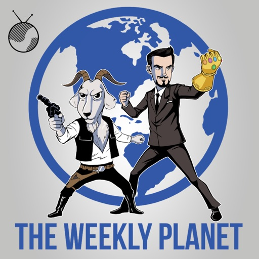 Cover image of The Weekly Planet
