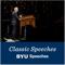 Classic BYU Speeches