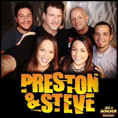 WMMR's Preston & Steve Daily Podcast:Beasley Media Group