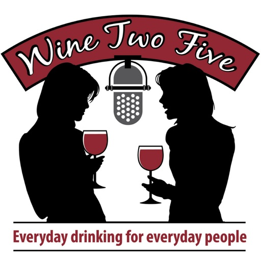 Cover image of Wine Two Five Podcast