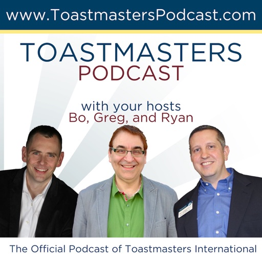 Cover image of The Toastmasters Podcast