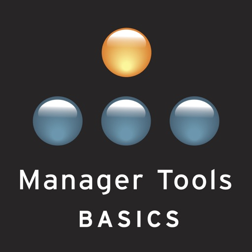 Cover image of Manager Tools Basics