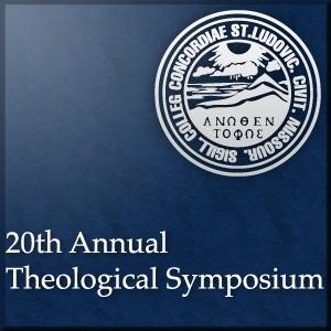 Theological Symposium 2009