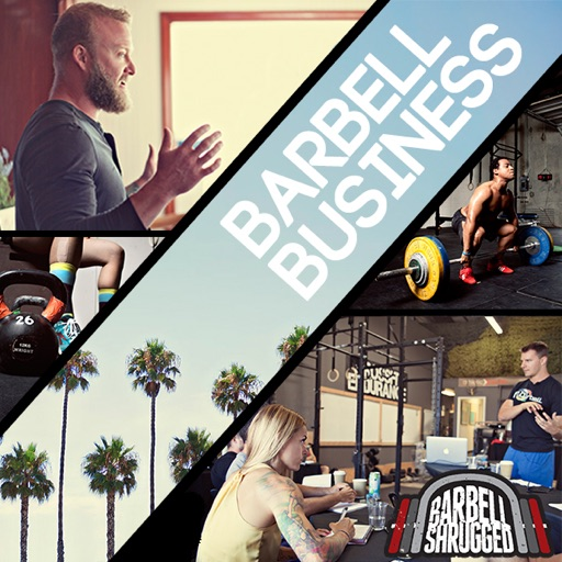 Cover image of Barbell Business - Podcast for gym owners by Barbell Shrugged