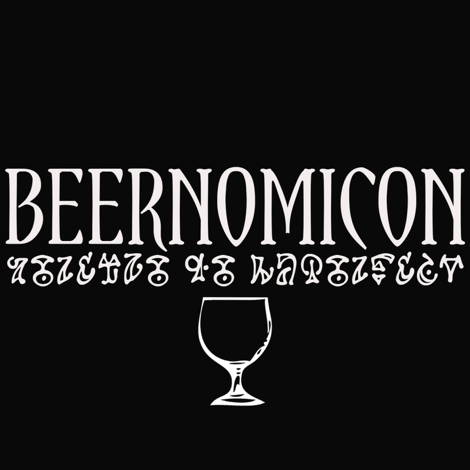 Cover image of Beernomicon