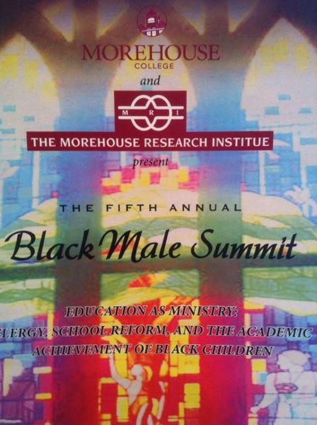 Black Male Summit