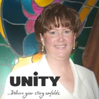 Unity in Naperville Podcast featuring Rev. Kitty Benson