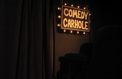 Comedy Car Hole:Stand-Up Comedy From a Garage