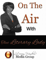 On The Air With That Literary Lady podcast